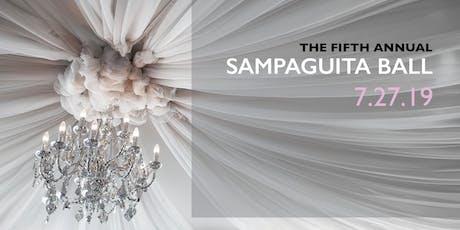 5th Annual Sampaguita Scholarship Ball tickets