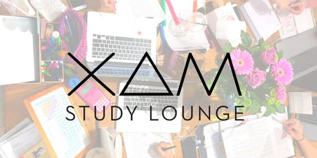 VIP Study Experience @ X∆M Study Lounge tickets