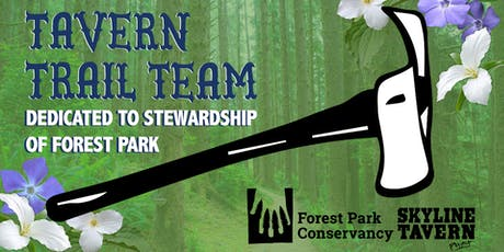 TAVERN TRAIL TEAM  July Work Party! tickets