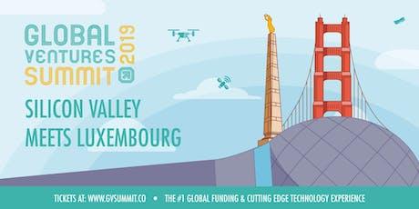 Global Ventures Summit   Luxembourg 2019 tickets
