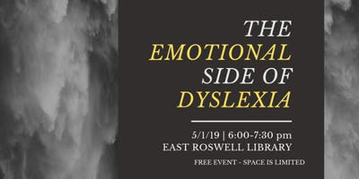 The Emotional Side of Dyslexia