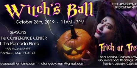 Third Annual Witch's Ball tickets