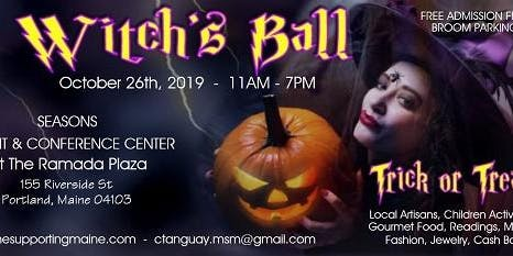 Third Annual Witch's Ball