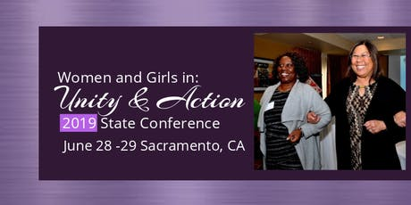 Women and Girls in Unity & Action tickets