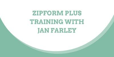 Zipform Plus Training with Jan Farley
