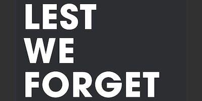 Lest We Forget: After Auschwitz (2018)