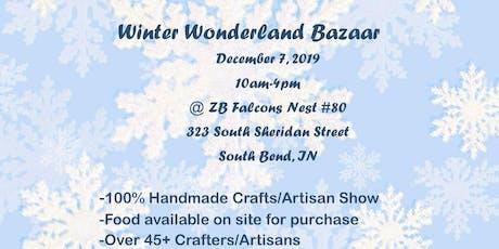 Winter Wonderland Bazaar tickets