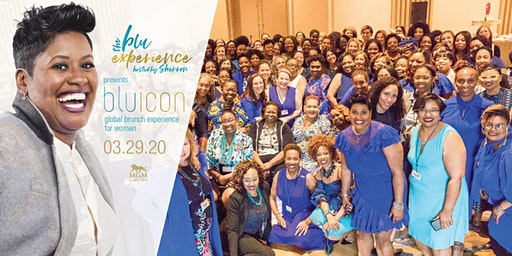Sherron's BluExperience  - BluIcon 2020 Formal Brunch