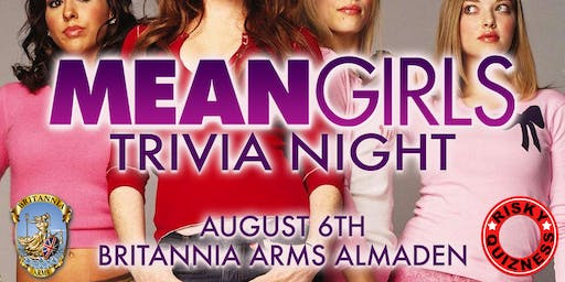 Mean Girls Trivia Night!