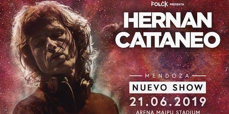 HERNAN CATTANEO -NUEVO SHOW - Mendoza  entradas