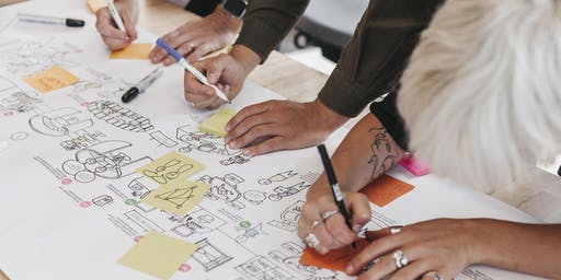 Service design workshops (Canberra)