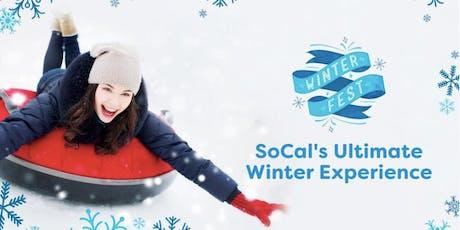 Winter Fest OC 2019-2020 tickets
