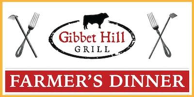 Gibbet Hill Farmer's Dinner • July 10, 2019