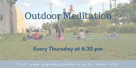 Outdoor Meditation tickets