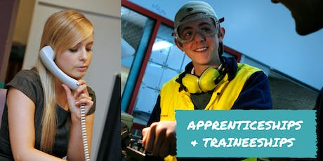 Jobs for Youth - Apprenticeship and Traineeship Information Night Revesby tickets