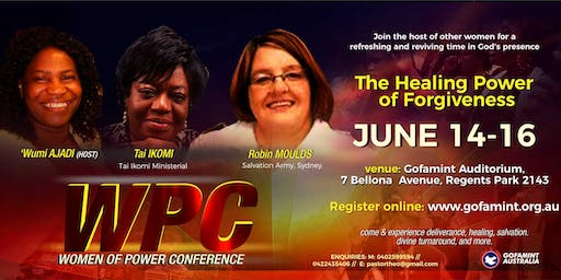 WOMEN OF POWER CONFERENCE