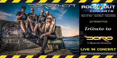 Dorothea - Doro Tribute + Special Guests