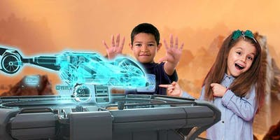 Junior Innovator: Engineering with Holographic AR Program at Menlo Park
