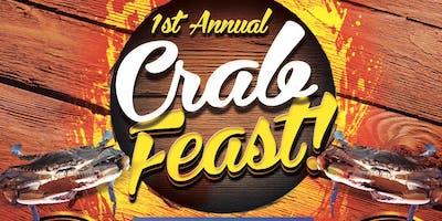 1st Annual Crab Feast The McConchie School