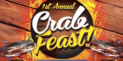 1st Annual Crab Feast The McConchie School