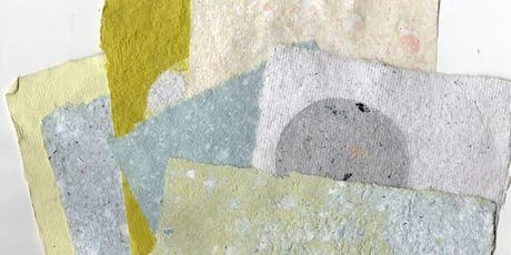 Paper Making with Artist Joan Black tickets
