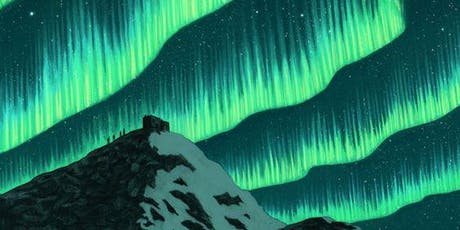 Canvas and Cocktails: Northern Lights tickets