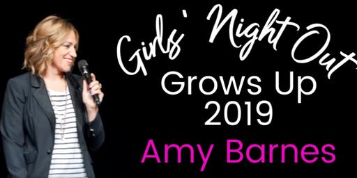 Ladies' Night Out Comedy Event with Amy Barnes in Bakersfield, CA