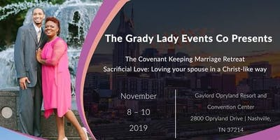 Covenant Keeping Marriage Retreat (Invitation: Engaged and Married Couples)