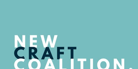 New Craft Coalition Fall Show + Sale tickets