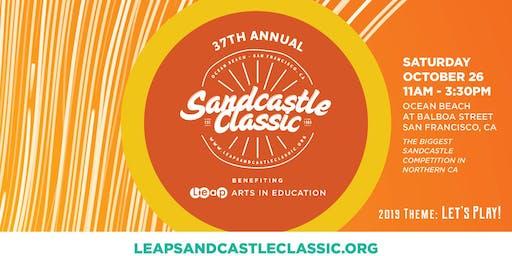 2019 Leap Sandcastle Building 101