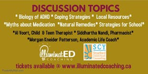 Let's Talk ADHD- Parent Information Night