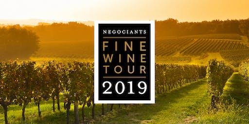 Negociants Fine Wine Tour 2019 - Christchurch Public