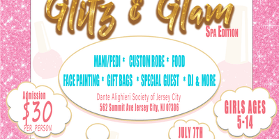 Glitz and Glamour Spa Edition