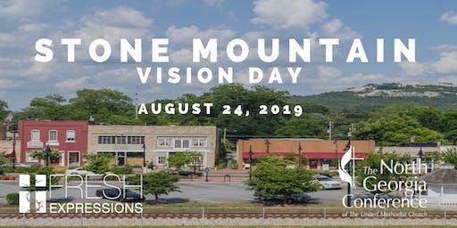 Vision Day - Stone Mountain, GA