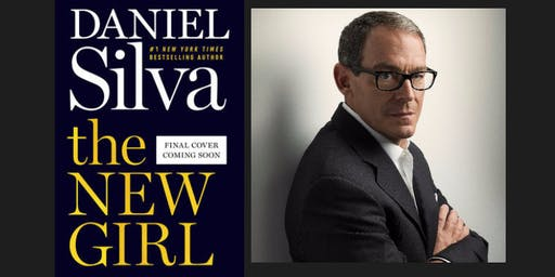 Daniel Silva signs THE NEW GIRL