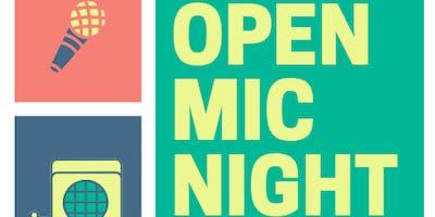 Element Open Mic Night
