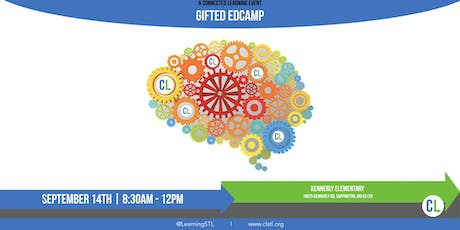 Gifted Edcamp tickets