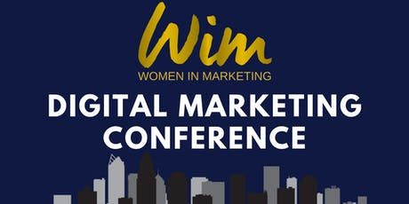 WIM Digital Marketing Conference tickets
