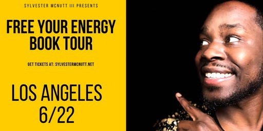 Free Your Energy Book Tour - Los Angeles