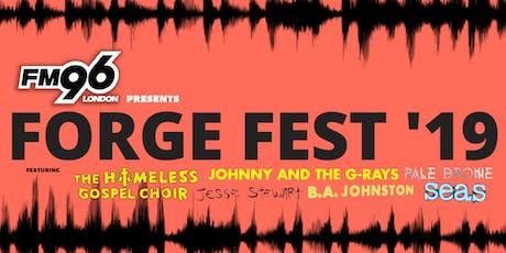 Forge Fest 2019 entradas