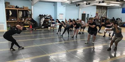 Mid-Year Introduction to Rapier Class - Scuola di Fabris