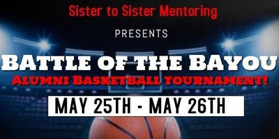 Battle on the Bayou: Alumni Basketball Tournament
