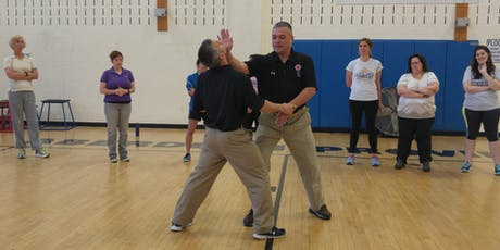 Self Defense Class at AleCraft with Howard High tickets