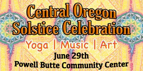 Central Oregon Solstice Celebration tickets
