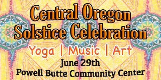Central Oregon Solstice Celebration