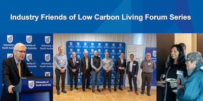 Industry Friends of Low Carbon Living Forum Series
