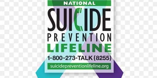 Suicide Prevention Certification Training