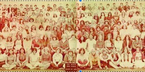 1979 Class Reunion for San Benito High School