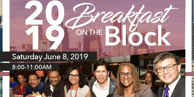 4th Annual Breakfast on the Block 2019