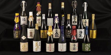 (Free Tasting) Japan's No.1 Fukushima Sake - Food Pairing tickets